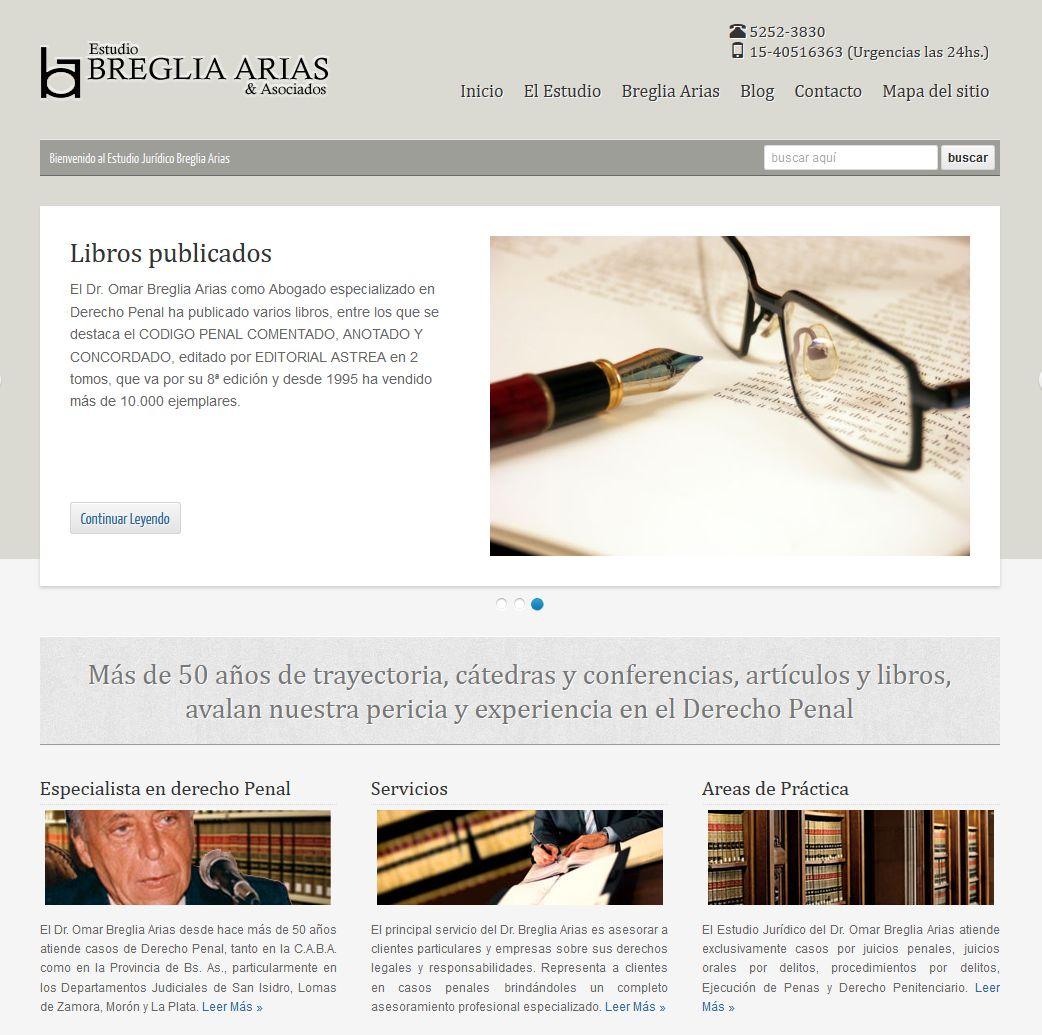 Estudio-Juridico-Breglia-Arias-www_bregliaarias_com_ar Portfolio