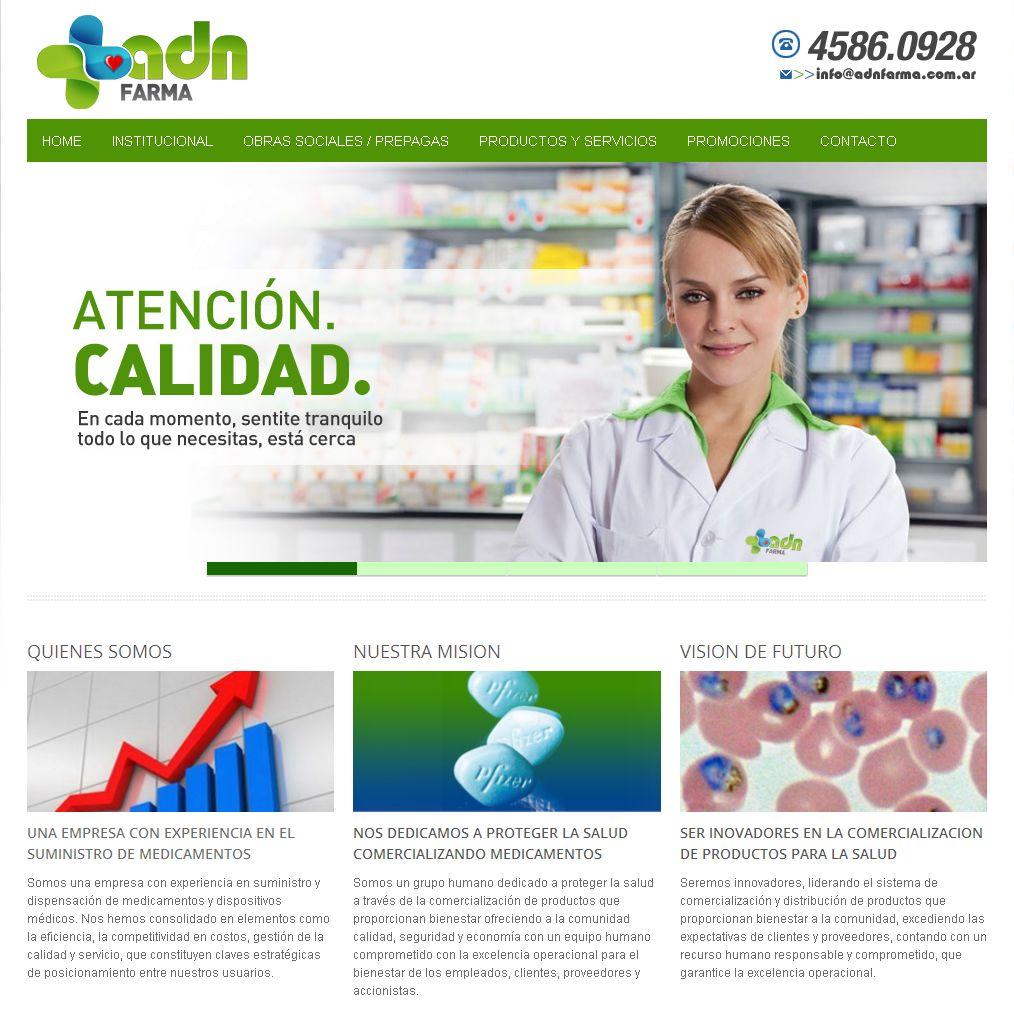 adnfarma_com_ar Portfolio