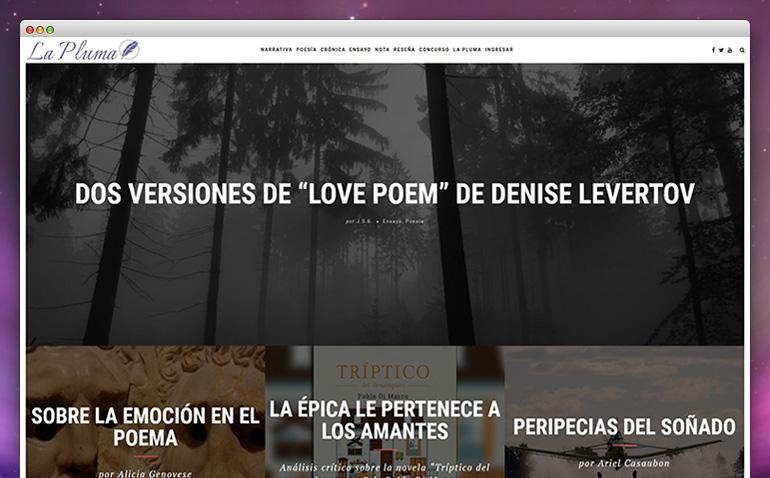 lapluma_com_ar3 Portfolio