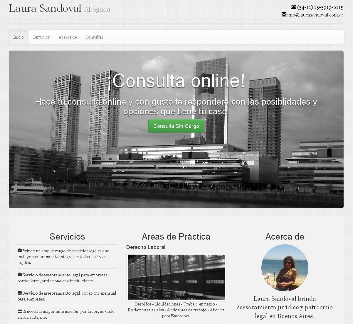 laurasandoval_com_ar Portfolio